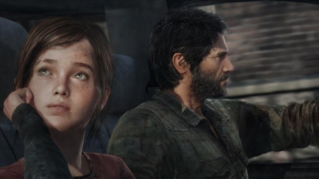 The Last Of Us Remastered (PS4) - the odd couple
