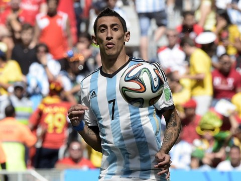 Angel Di Maria 'to decide on Manchester United transfer within hours'