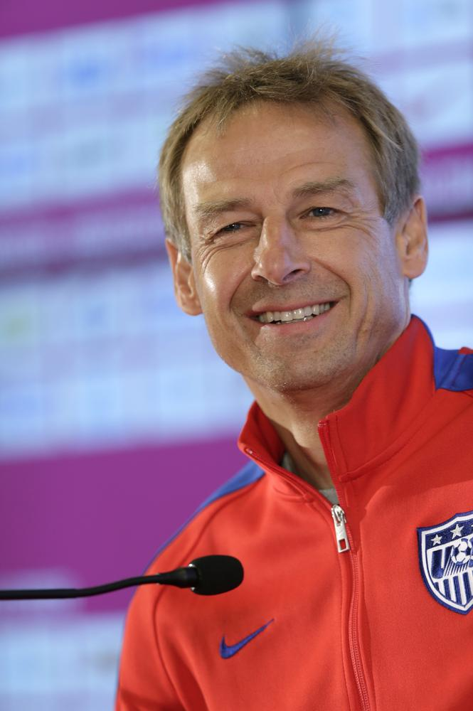 Why there will be no Belgian waffling from Jurgen Klinsmann and the USA