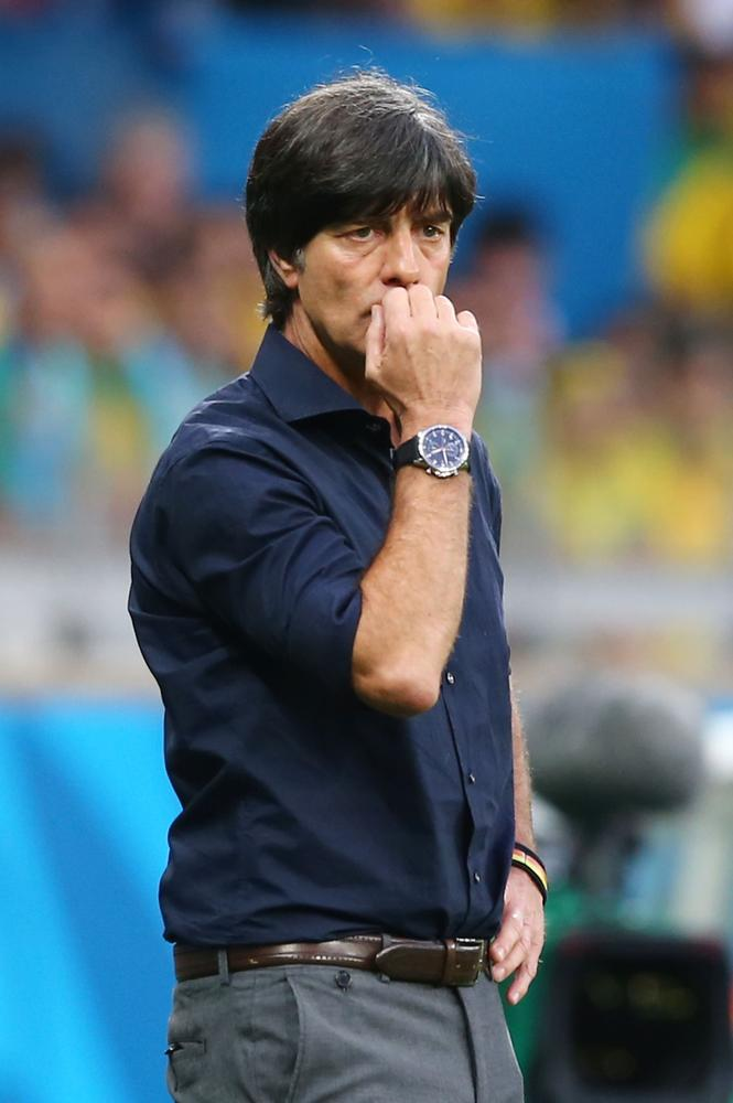 Will Joachim Low finish what he started and inspire Germany to World Cup final glory?