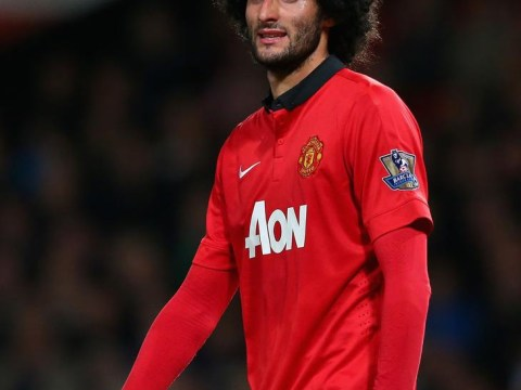 Marouane Fellaini 'held talks with Napoli' over transfer from Manchester United