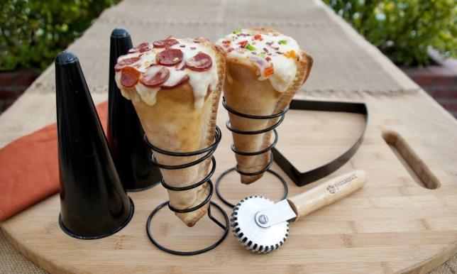 pizza cone set amazon
