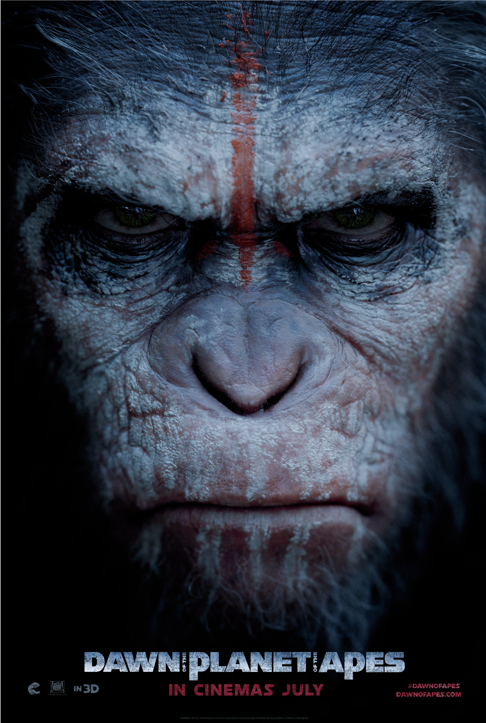 Dawn Of The Planet Of The Apes: Andy Serkis was packed off to 'ape camp' ahead of sequel