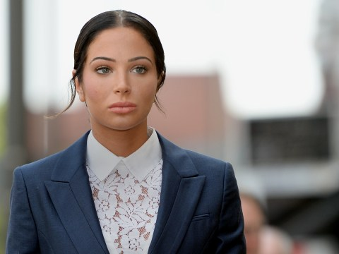 Tulisa fined £200 after being found guilty of V Festival assault