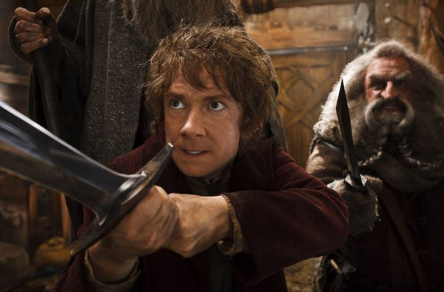 Is The Hobbit: The Battle Of The Five Armies going out with a bang or a whimper?