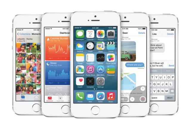Apple's iOS 8 Operating System