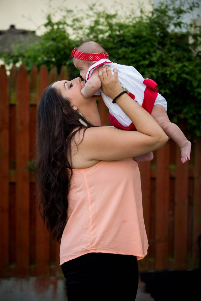 Miracle baby Megan survives miscarriage and abortion pill