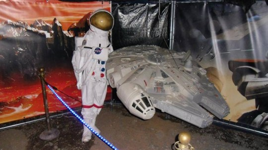 Yes, this is Star Wars, apparently (Picture: Sploid)