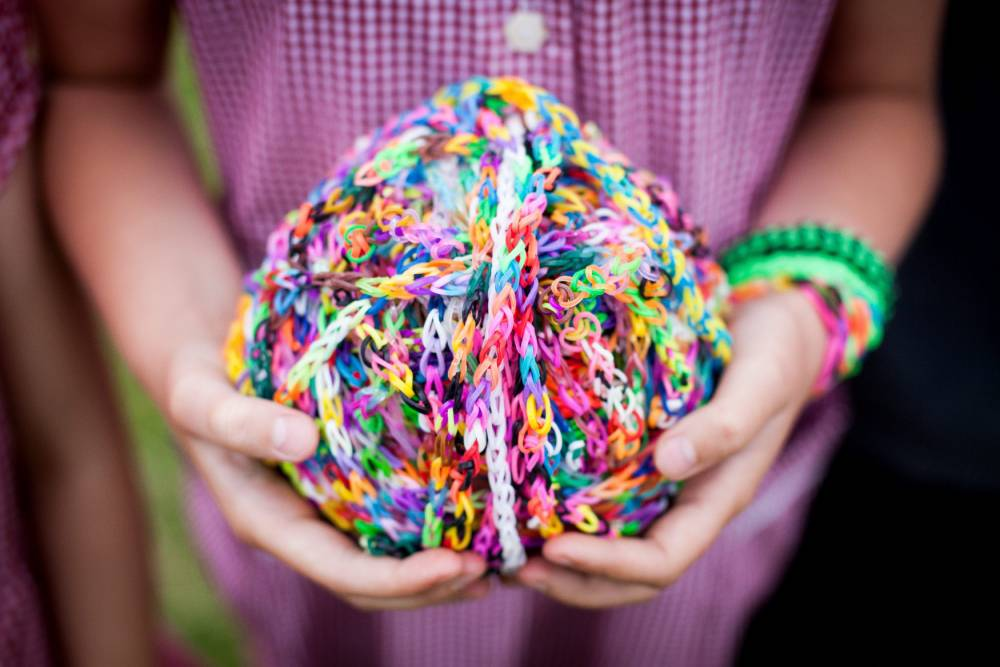 Loom bands are a health risk, warns GP