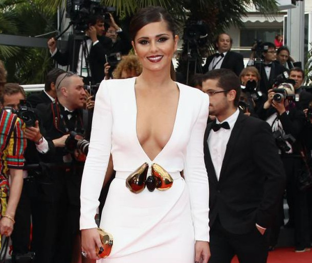 """CANNES, FRANCE - MAY 13:  Singer Cheryl Cole attends the """"Habemus Papam"""" premiere at the Palais des Festivals during the 64th Cannes Film Festival on May 13, 2011 in Cannes, France.  (Photo by Andreas Rentz/Getty Images)"""