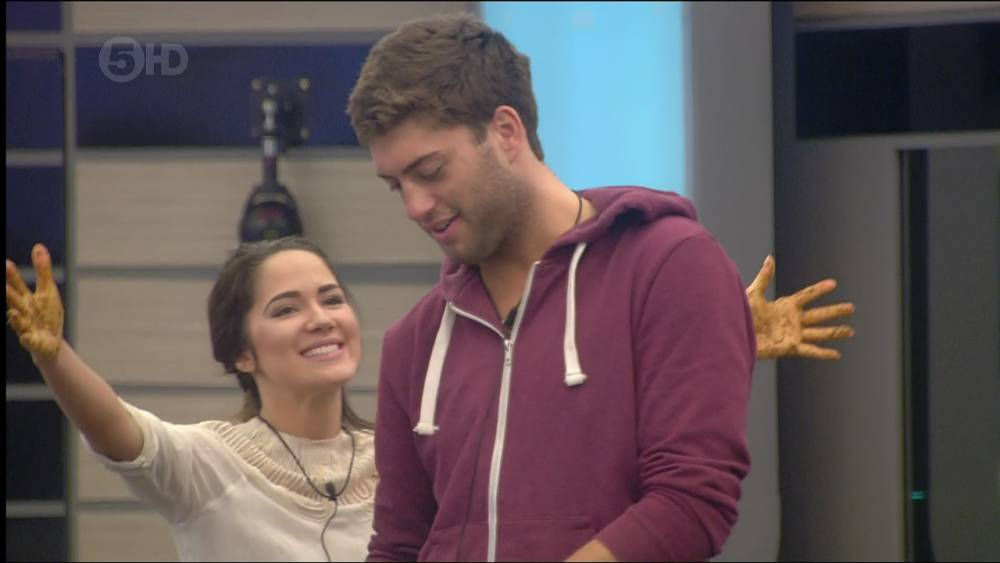 Big Brother 2014: Kimberly Kisselovich,Steven Goode
