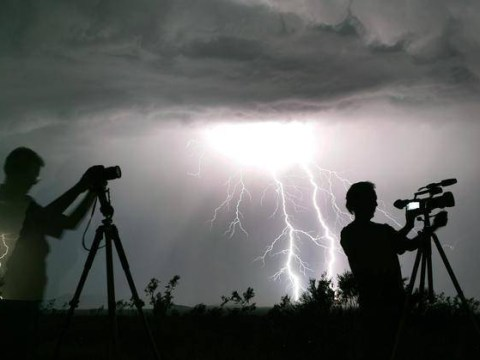 Best lightning storms in pictures
