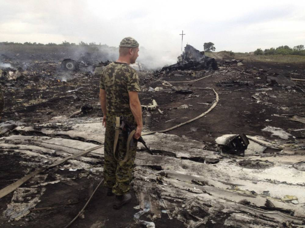MH17: Dutch vow no remains will be left behind as fighting thwarts visit to crash site