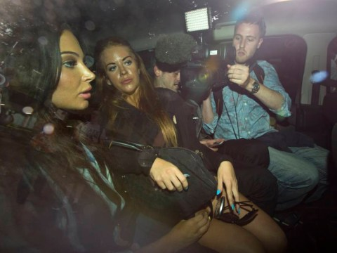 'Fake sheikh' suggested Tulisa sleep with him to land film role