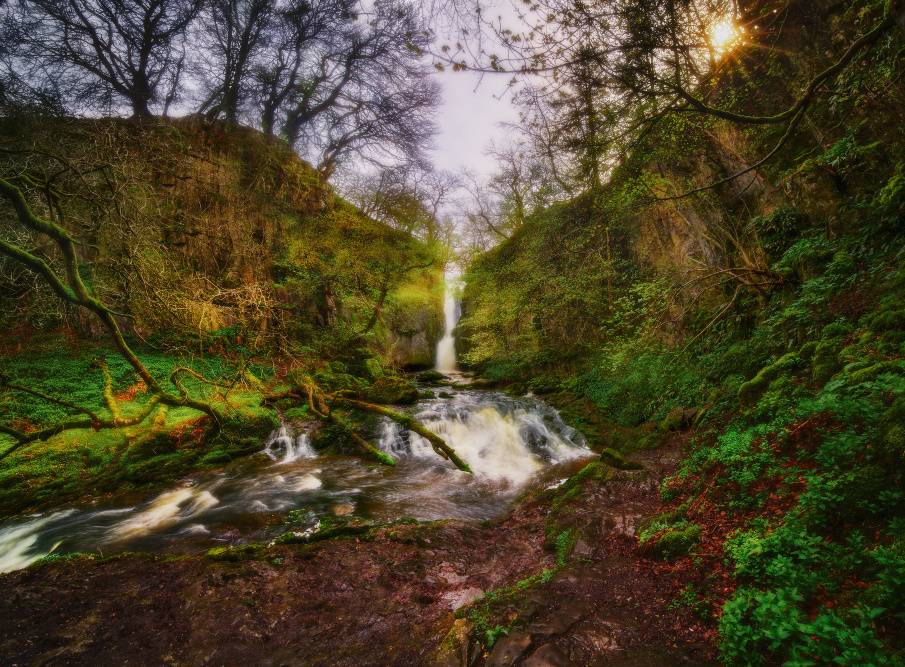 14 beautiful waterfalls you can visit in the UK