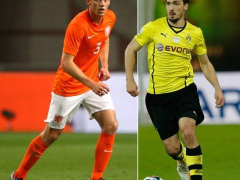 Manchester United 'close on deals' for Mats Hummels and Stefan De Vrij