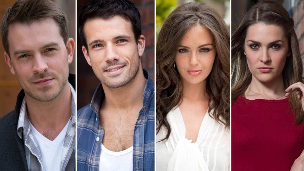 Quiz: From Dodger to Mercedes, who would be your ideal Hollyoaks date?