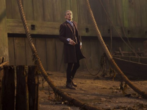If you can't wait for Doctor Who series eight, here are a load of new snaps to make the wait even harder