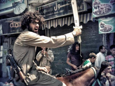 Social media goes crazy over picture of hipster jihadist
