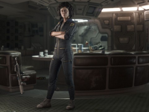 Sigourney Weaver Alien Isolation interview – 'it was exciting for me to have a flamethrower'