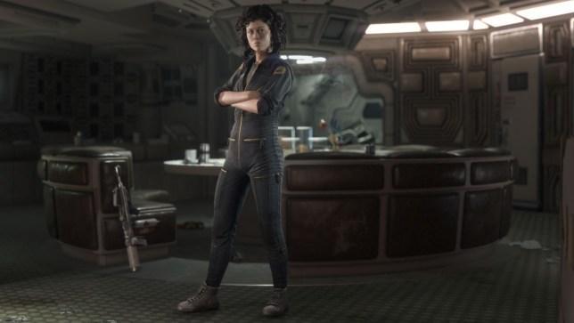 Alien Isolation - the return of Ripley