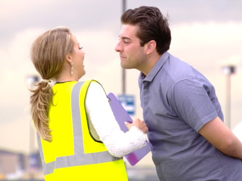 TOWIE 2014: Arg makes a move on Lydia, Dan Osborne flashes his abs and Ricky appeases Jess with a ring