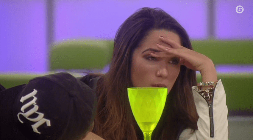 Big Brother 2014- Kimberly Kisselovich and Steven Goode