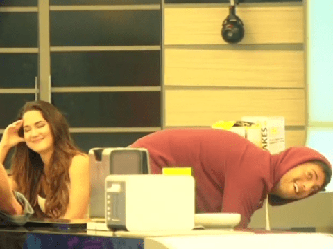 Big Brother 2014: Kimberly Kisselovich unaroused by 'boyfriend' Steven Goode's sexy twerking