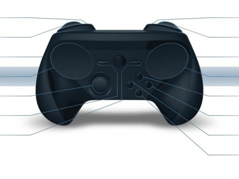 Valve adds analogue stick to Steam controller
