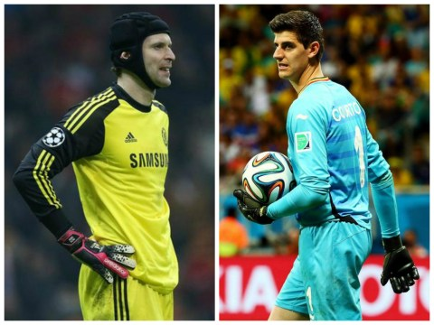 Petr Cech v Thibaut Courtois – The battle to be Chelsea's number one could barely be tighter