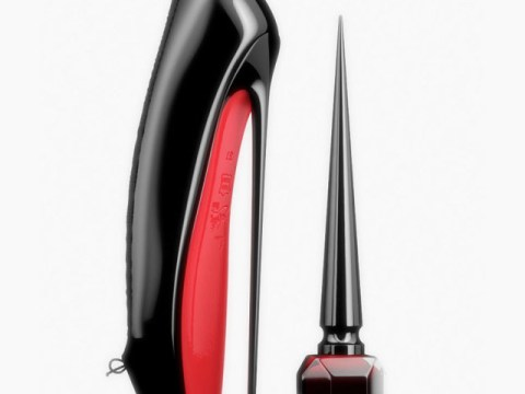 Louboutins aren't just for your feet anymore #Exciting