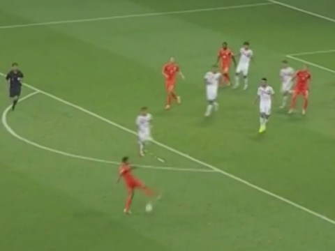 Memphis Depay ends up red-faced after brilliant air shot against Costa Rica