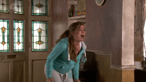 Hollyoaks: Maxine and Dodger kiss, but is it over already?