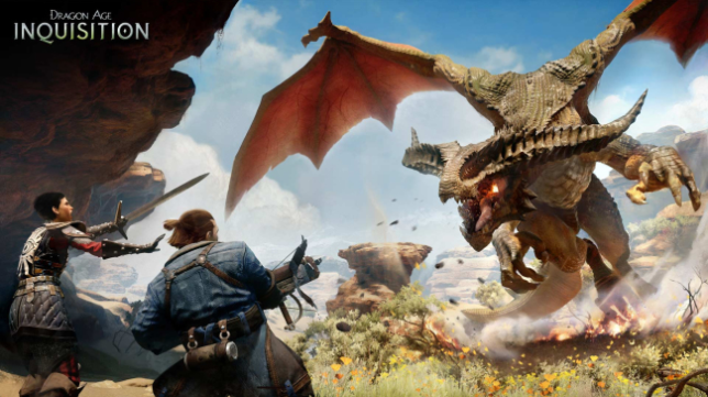 Dragon Age: Inquisition screenshot