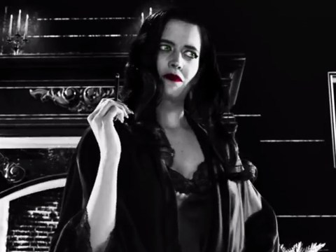 Eva Green gets naked in the racy new trailer for Sin City: A Dame To Kill For