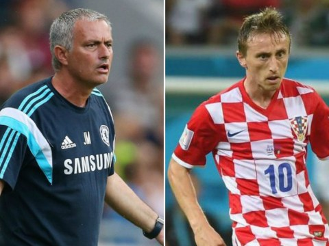 Jose Mourinho reveals he spoke to Luka Modric about Chelsea transfer