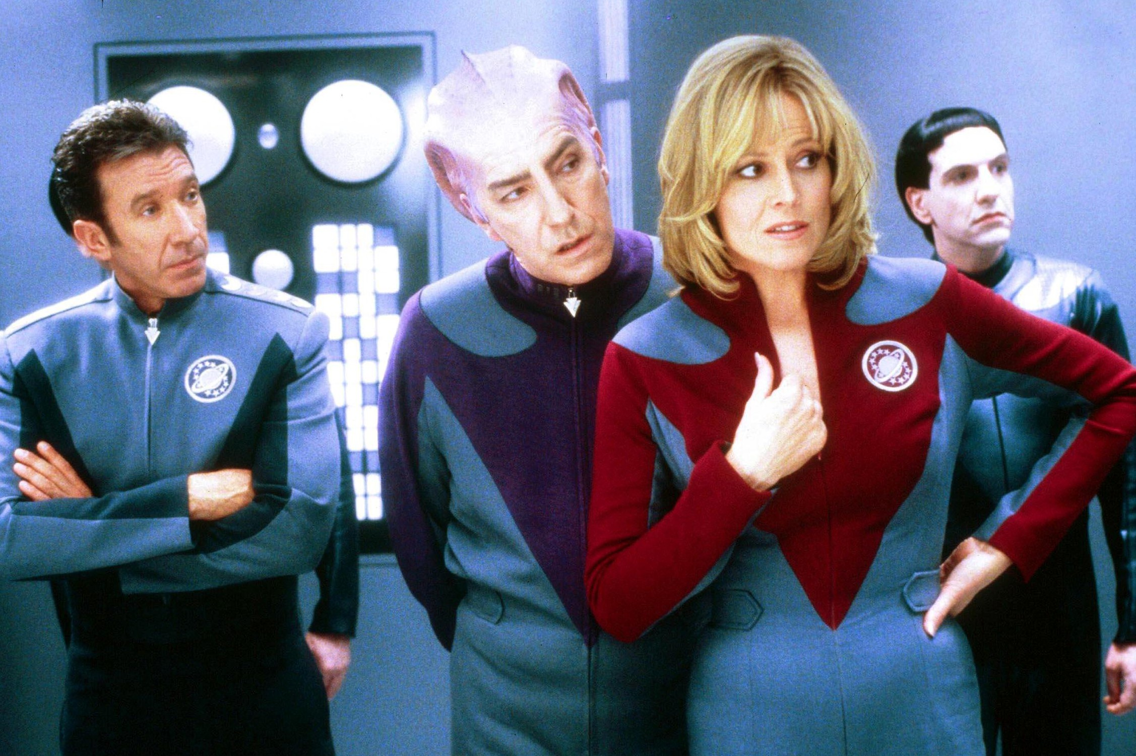 Could Galaxy Quest 2 be on the way? Actor Tim Allen confirms a sequel 'exists'
