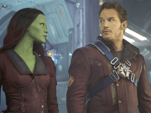 This is what they are calling Guardians of the Galaxy in China