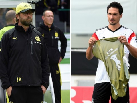 Borussia Dortmund dismiss Mats Hummels to Manchester United transfer talk