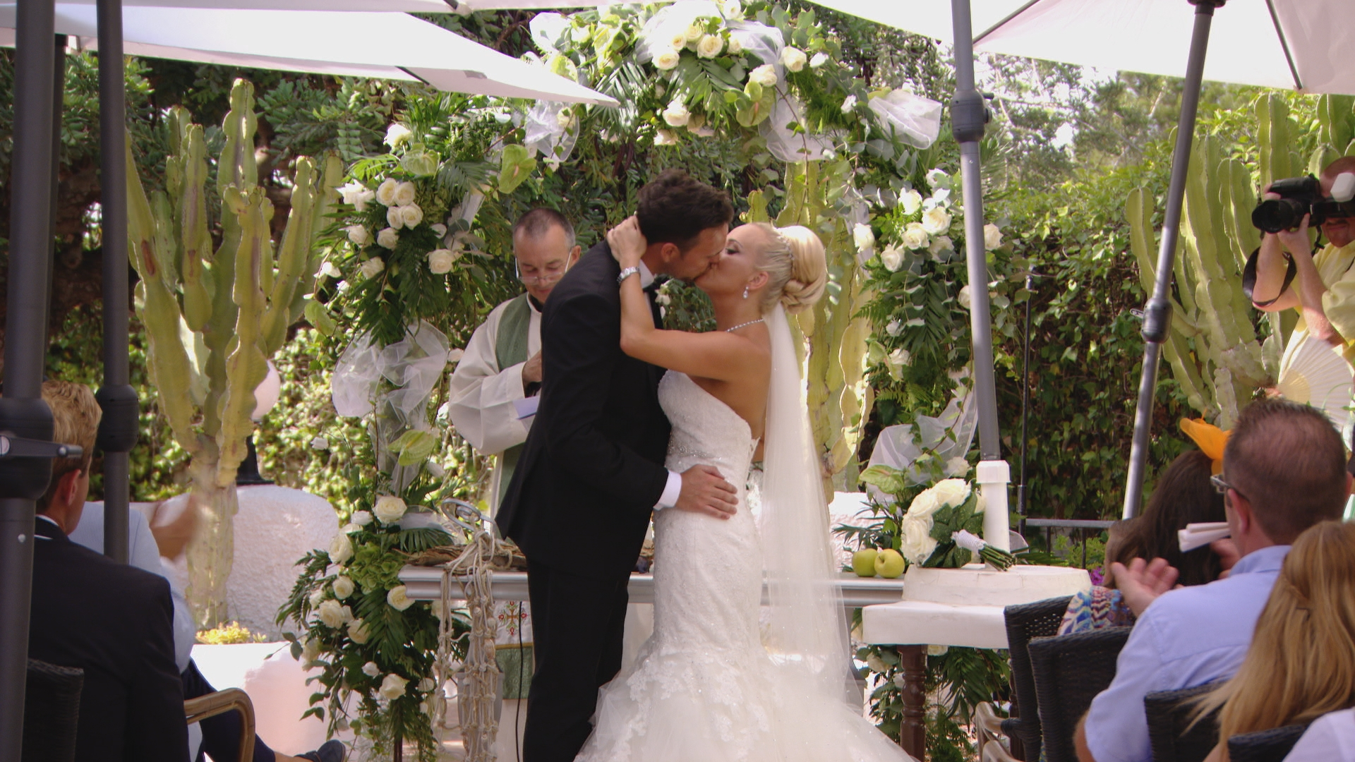 TOWIE 2014: Will Mark Wright and Michelle Keegan put in a cameo at Leah Wright's wedding?