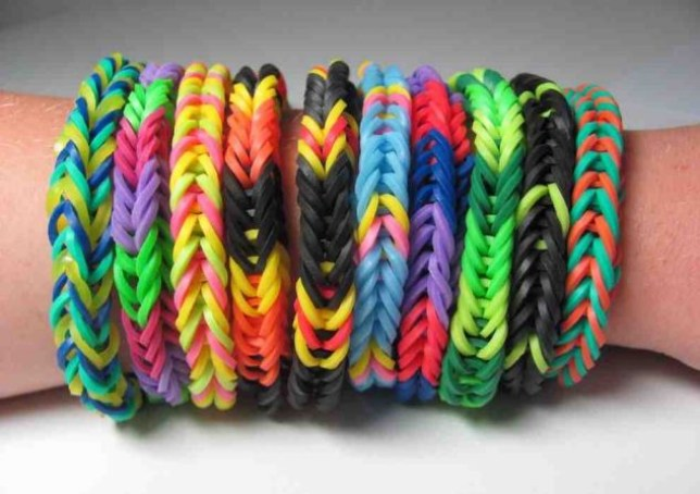 Loom bands (Amazon)