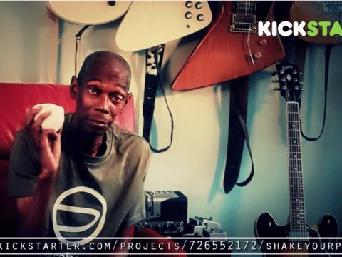 Faithless reforming for secret charity gig for Shake Your Power Kickstarter campaign