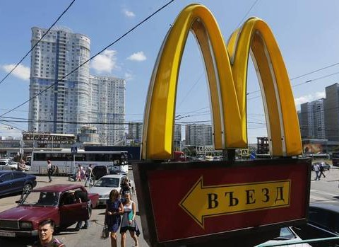 I'm (not) lovin' it: Russia sues McDonald's over high-calorie food