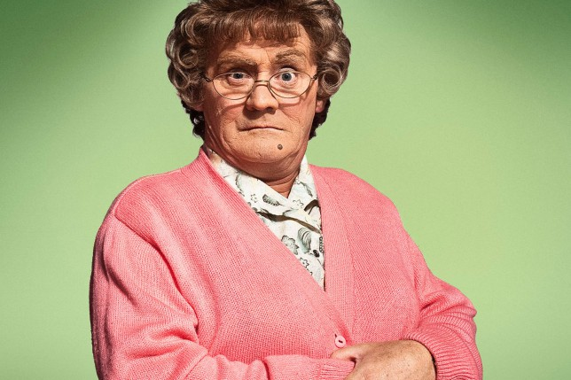 Mrs Brown is hitting d'road (Picture: Supplied)