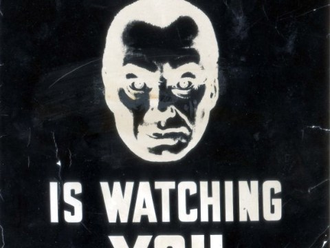 Big Brother, the thought police, real-life Room 101 and newspeak: 1984 is happening now