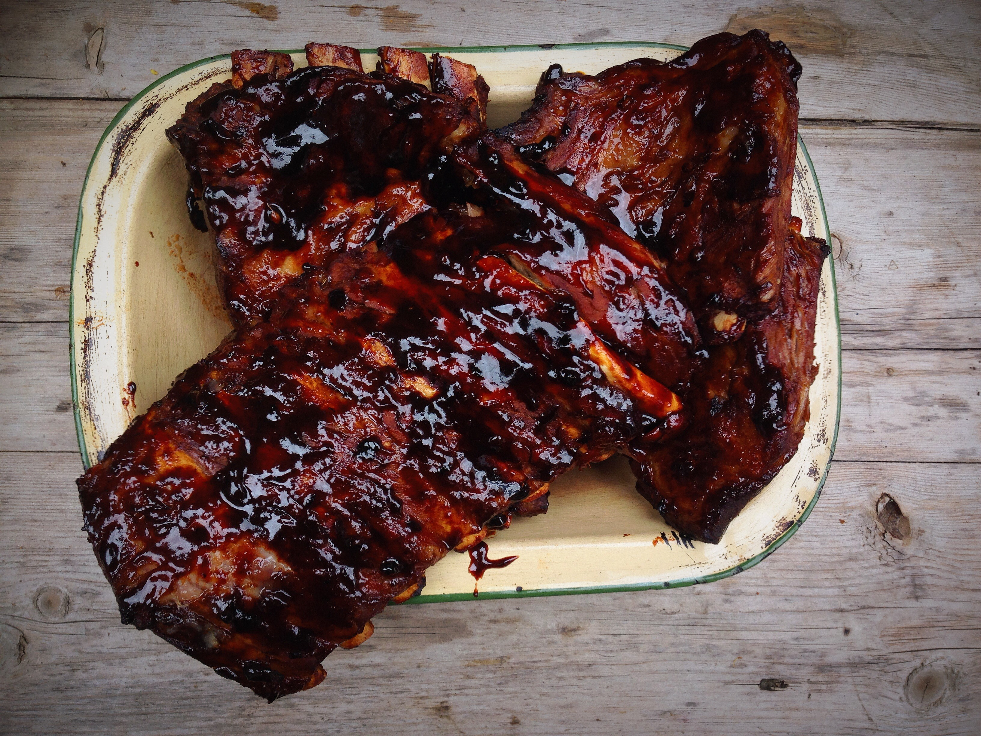 The most incredible sticky cola ribs recipe you have to cook tonight
