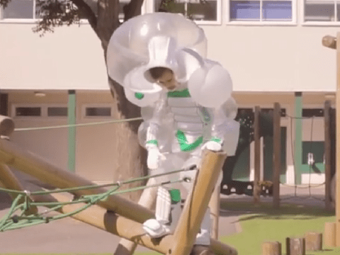 Hilarious St John's Ambulance safety suit video