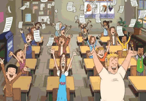 14 things we all still miss from school