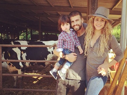 Is Shakira pregnant with baby number two? Pal 'confirms singer and footballer fiancé Gerard Piqué expecting again'