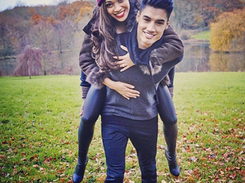 Siva Kaneswaran from The Wanted 'planning Star Wars wedding'